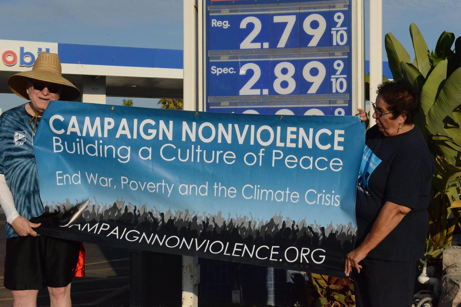 Long Beach,CA Peace Vigil CNV 2016 (7)