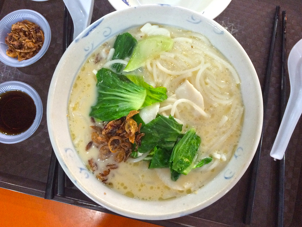 Jin Hua Fish Head Bee Hoon