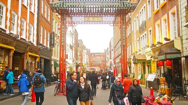 Europe 2013 | Chinatown @ London, England