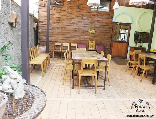 Lapin Cafe, Chiangmai, Thailand
