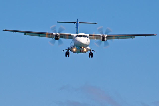 Mount Cook Airline Ltd ATR 72-500 ZK-MCU