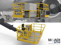MAADI Group - Aerial work platform