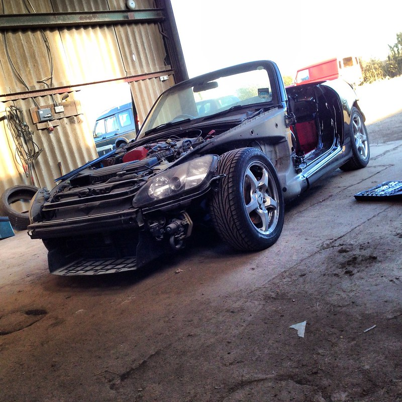 S2ki Honda S2000 Forums: HOW TO: Soft Top Removal