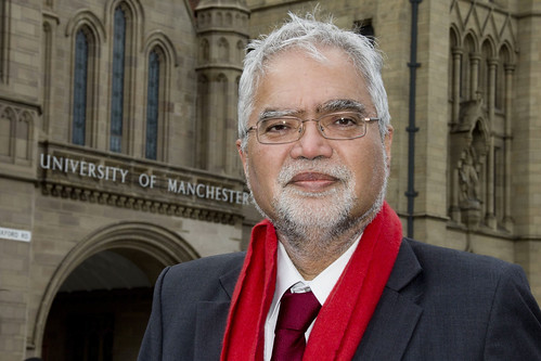 Dr. Mukesh Kapila at Manchester University
