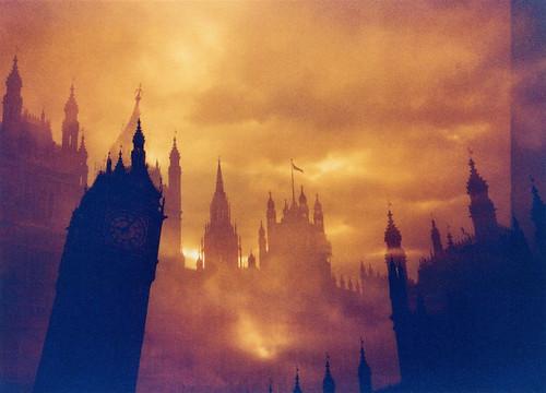 [フリー画像素材] 建築物・町並み, 宮殿・城, ウェストミンスター宮殿, 世界遺産, 風景 - イギリス, イギリス - ロンドン ID:201304050000