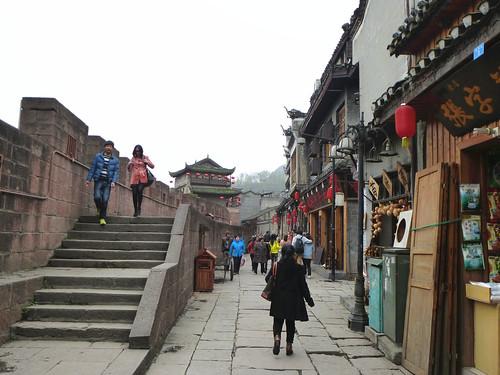 Hunan13-Fenghuang-Ville-Rive Sud (7)