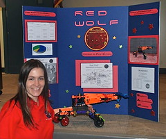 Nicole Schoenstein Selected for NASA Project