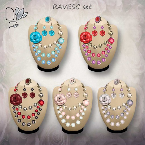 RAVESC set colors