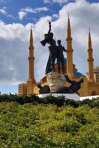 Beirut, Lebanon - cover