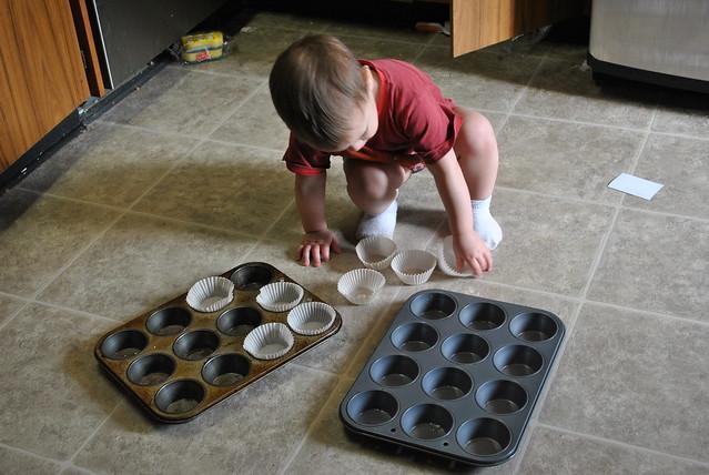 Toddler Task #1