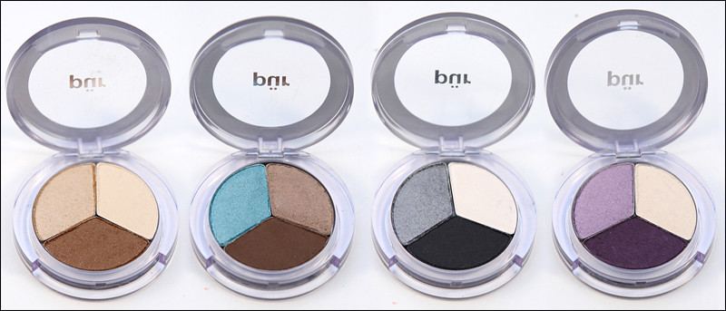 pürminerals perfect fit eye shadow trio