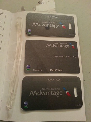 Photos The New Updated Aadvantage Executive Platinum