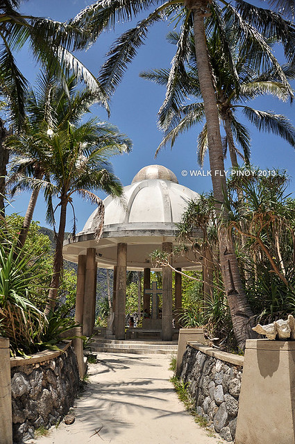 Matinloc Shrine, El Nido, Palawan, Philippines