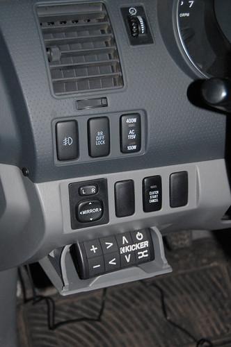 final install control unit