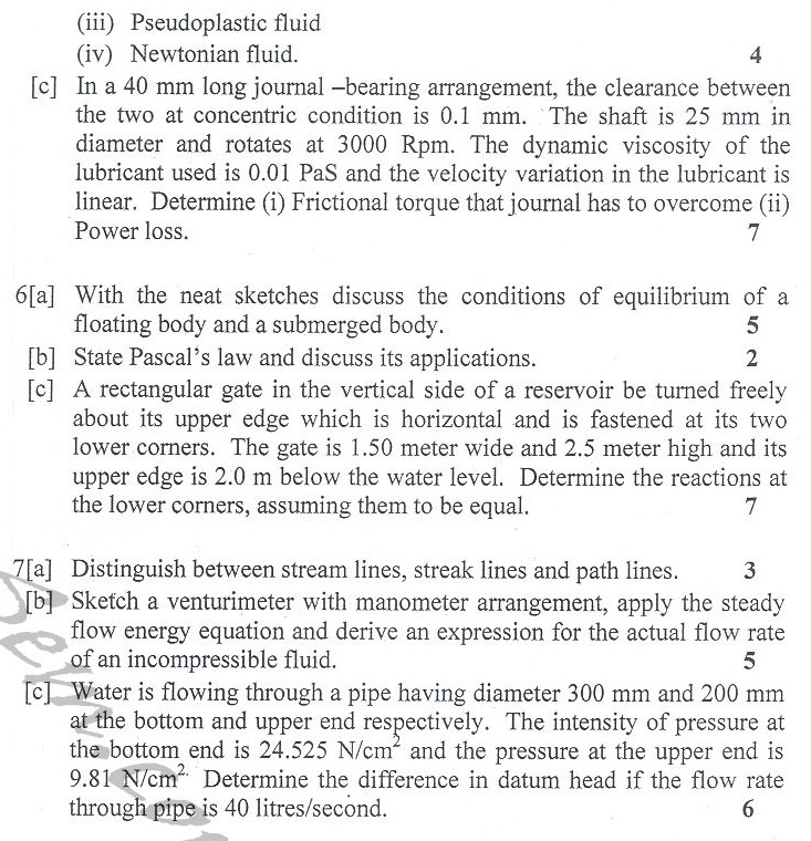 DTU Question Papers 2010 – 2 Semester - End Sem - PT-113