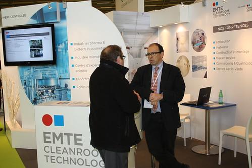 La división de Instalaciones Mecánicas, en ContaminExpo 2013