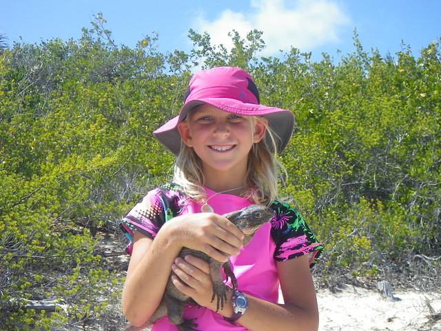 Iguana Hunter