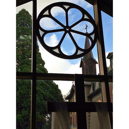 Benedictine Monastery #MtAngel