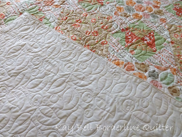 Doreen's fresh quilt 2