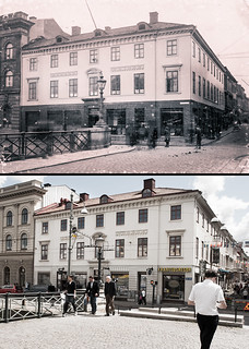 Gothenburg, Inom Vallgraven 1920 / 2013