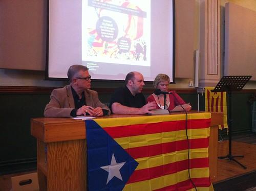 Presentada la nova secció @assemblea a #Gelida #Penedès @ancgelida #independència #estelada