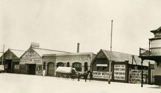 Currie Street, Adelaide, 1925
