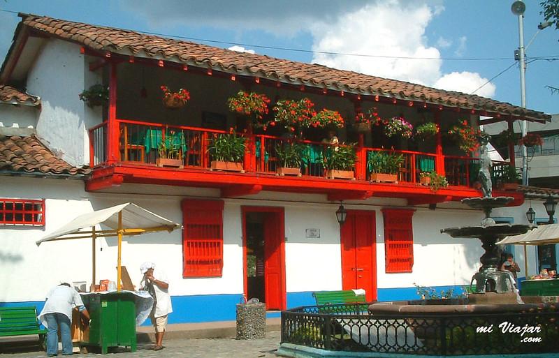 pueblito paisa, Colombia