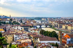 Florence - View from Piazzale Michelangelo