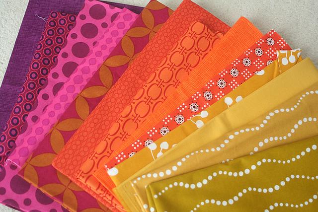 New fabric pull