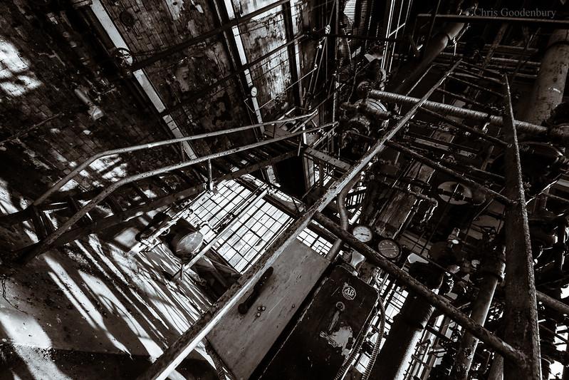 Iron Veins Arrayed   Cannery Ironworks