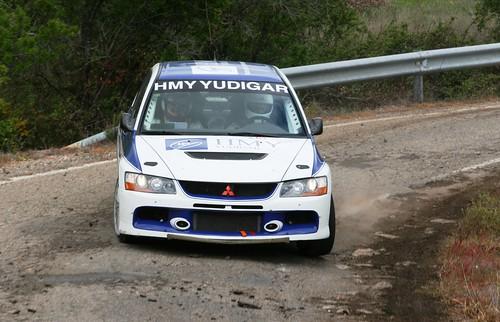 Callen-Ubieto Rallysprint de Aguarón 2012