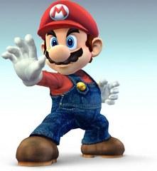 Mario poluje