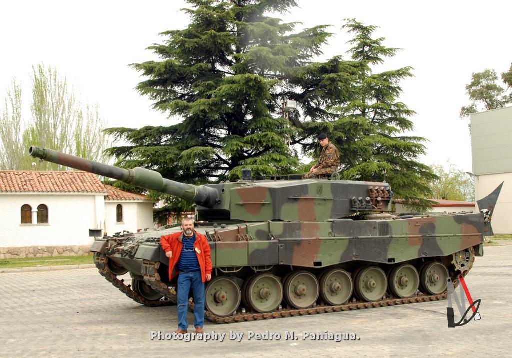 MUMAC - Leopard II A4 - Awuelo - 26-04-2013 -DSC_1855