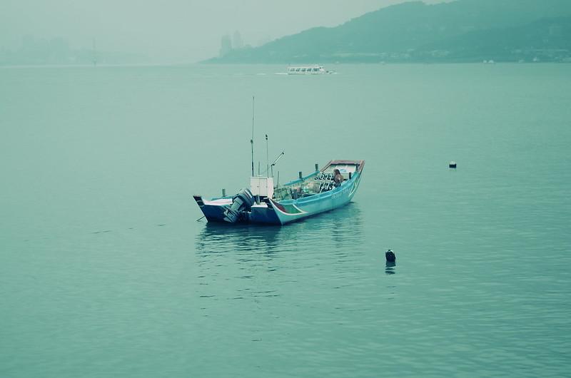 淡水,小漁船