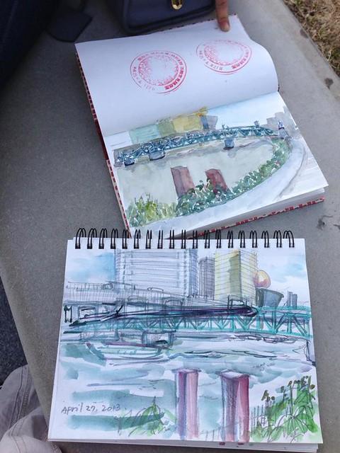 Asakusa sketches