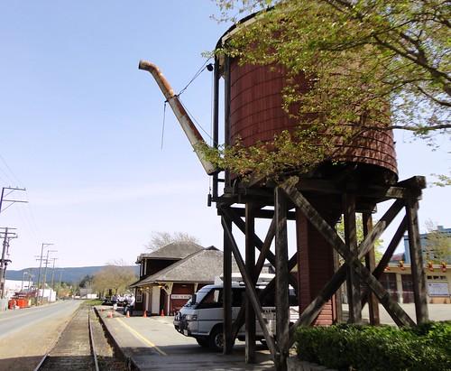 train steam steamengine mclean portalberni alberniinlet mcleanmill logtraintrail albernistation