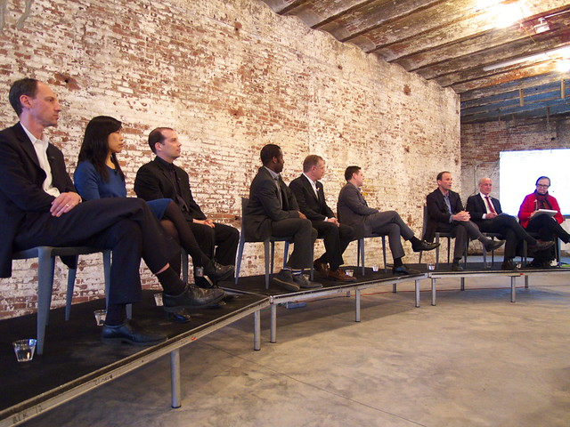 """Changing Architecture"" Panel Discussion"