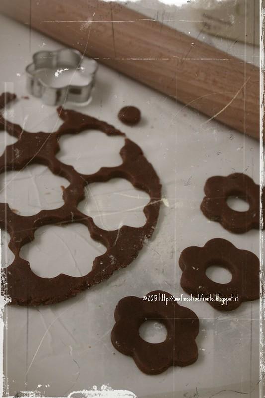 Fiori di farro e cacao