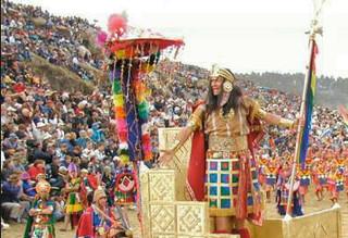 inca celebration