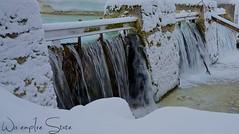 Waterfall Chamonix