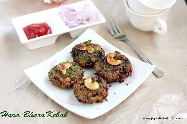 Veg kebab 3