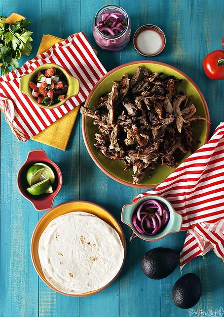 Carnitas Mexican Pulled Pork via girlcarnivore.com