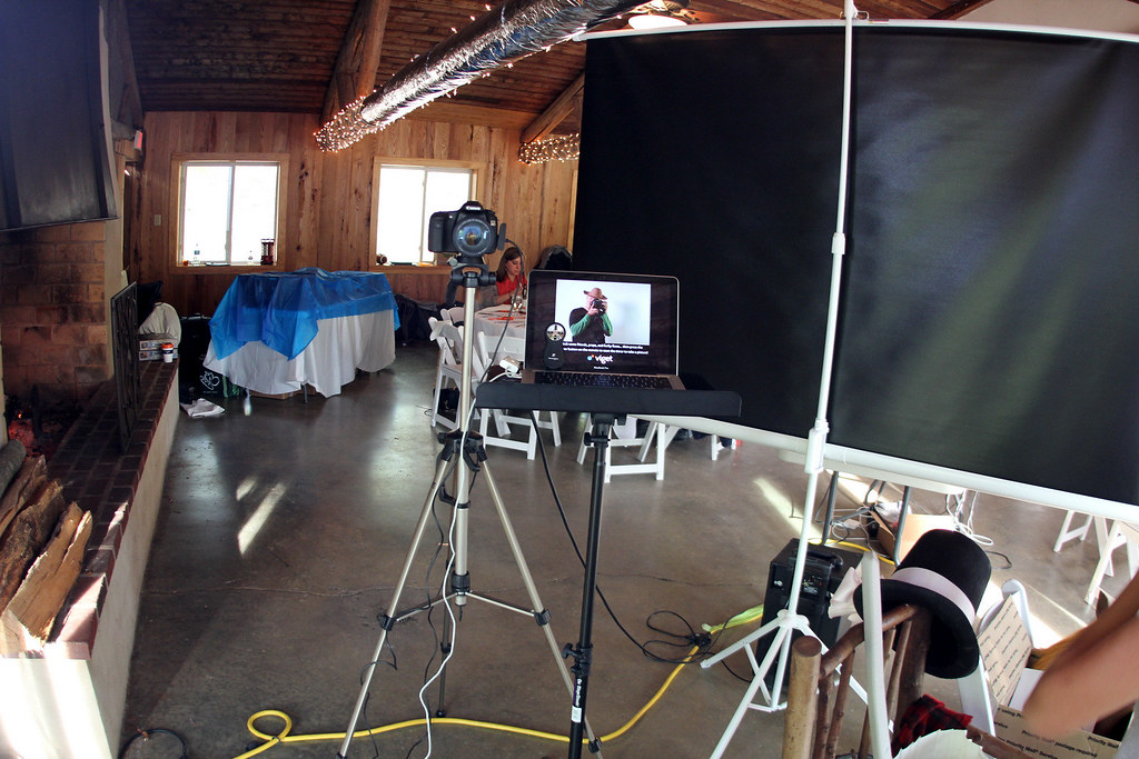Diy Photobooth And Slideshow A Quick How To Guide Viget