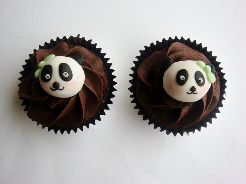 Noah's Ark Cupcakes