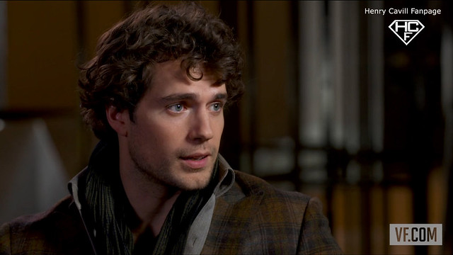 Henry Cavill ~ Vanity Fair Interview Screen Cap 2013 - 22