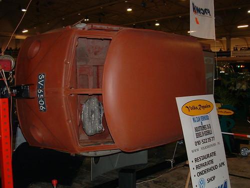 SV-65-06 Volkswagen Transporter dubbelcabine 1961