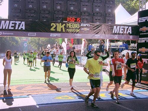 Medio Maraton ESPN 2013