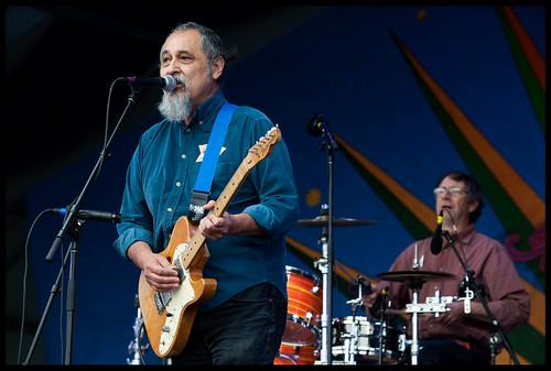 The Iguanas at Jazz Fest 2013. by Ryan Hodgson-Rigsbee (www.rhrphoto.com)