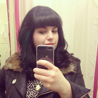 Big hair is big :) blow dry by @sherrykohlver colour and cut by Clare @vintagerocksbelfast