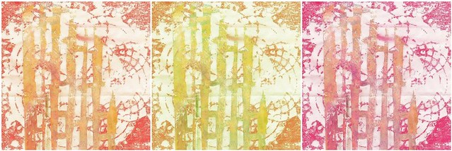 gelli mosaic lights3
